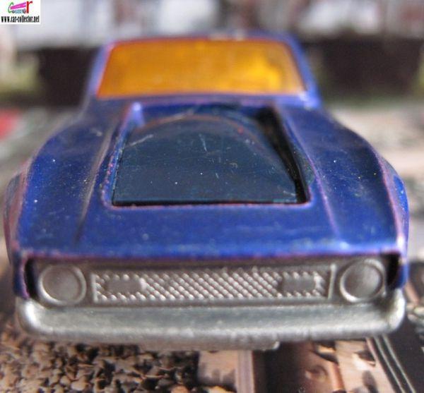 ford mustang piston popper matchbox rolamatics