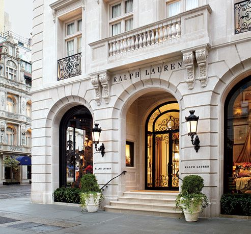 640f1efeecae Le Style Ralph Lauren, Madison Avenue, la boutique de New York - Le ...