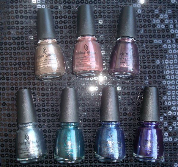 China Glaze Vintage Vixen Colllection