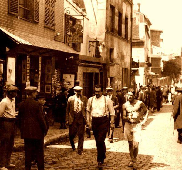 Montmartre 1931 Bol d'Or