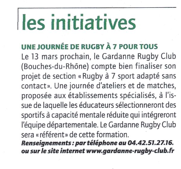 article rugbymag mars 2014