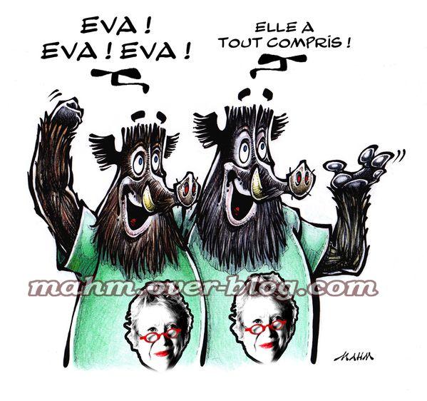 Les Sangliers D-Eva T