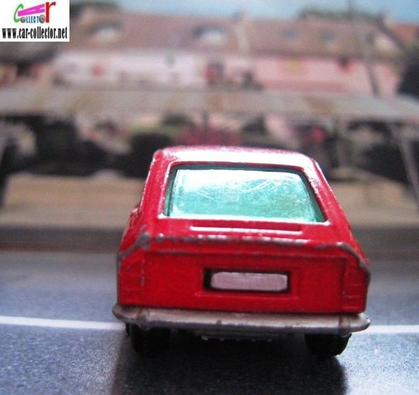 citroen gs 3 inches guisval made in spain