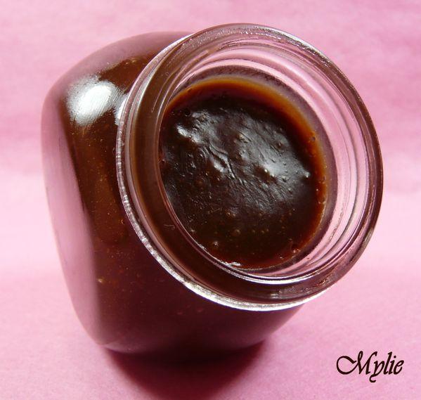 caramel de nutella 2