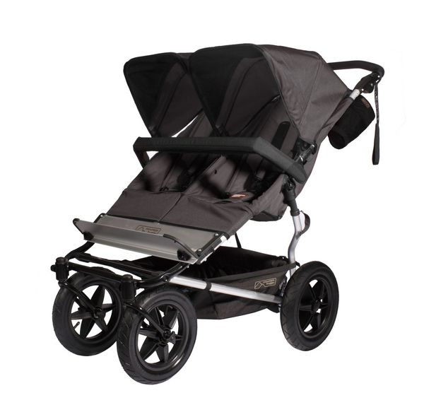 11Mountain Buggy-DUO 3qtr black-bassedef