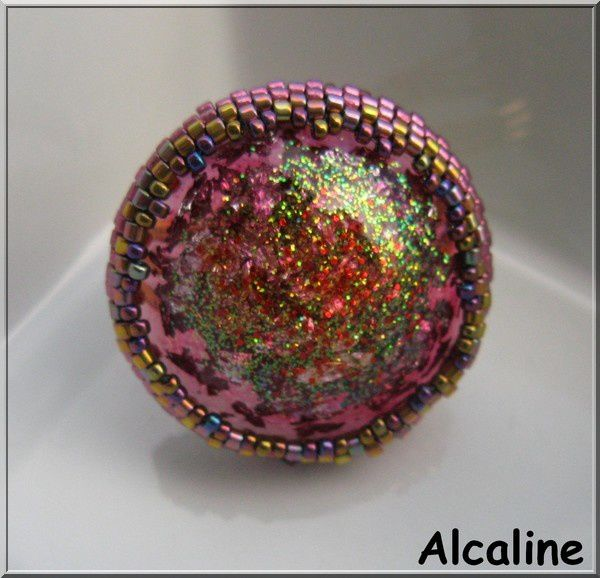 Bague by celine fushia