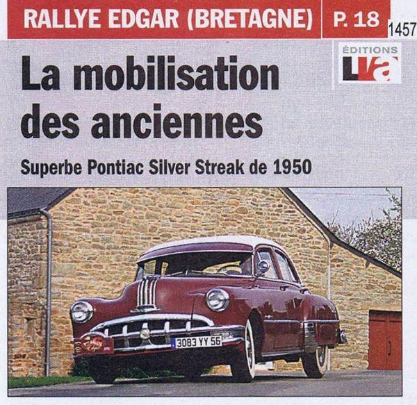 5 Mai 2011 - LVA n°1457 Rallye Edgar