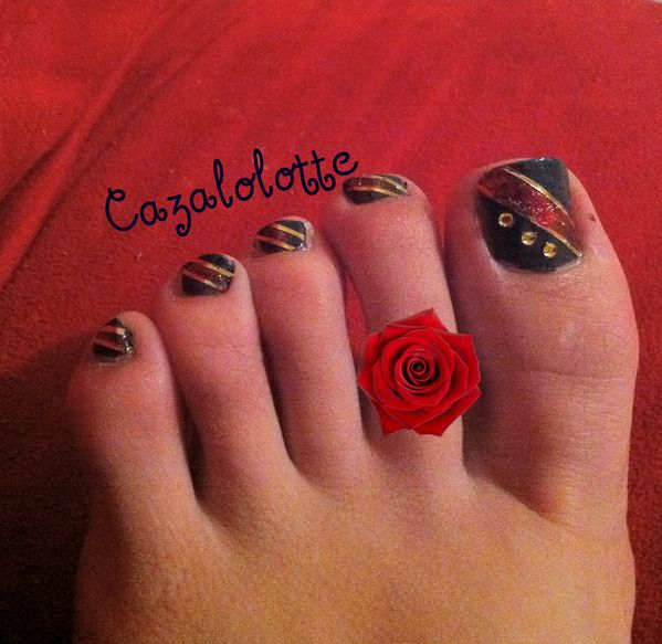 Nail Art Pictures 0849-1