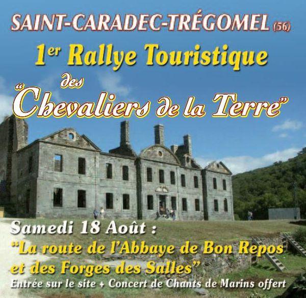 14e festival des chevaliers de la terre Rallye 18 août