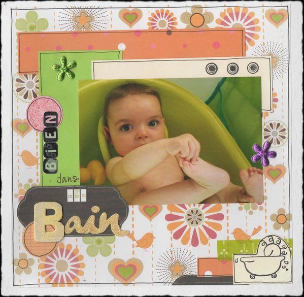 B comme Bain