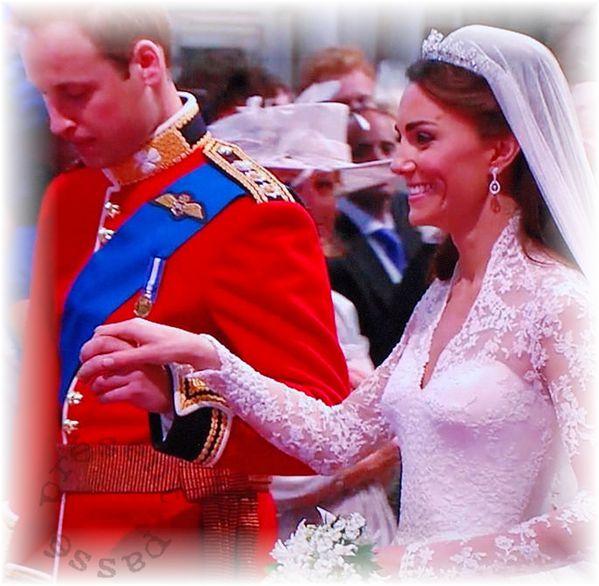 Mariage Kate & William -4