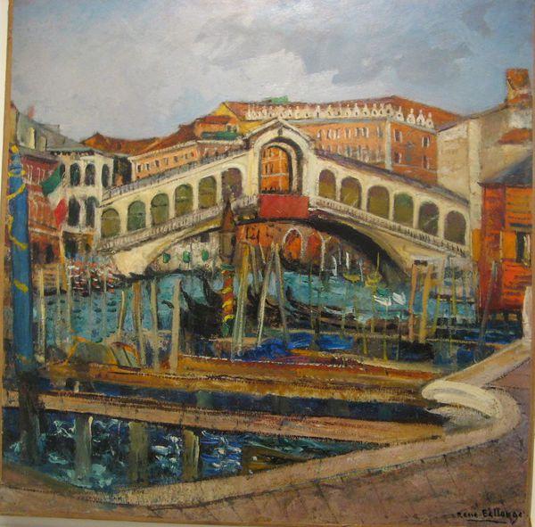 Musée-Expo BELLANGER 22 Oct 2010 italie venise pont du ri