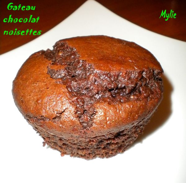 gateau choco noisette 1
