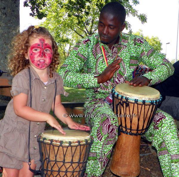 la roche sur yon guinée fête du 17 aout 2011 1