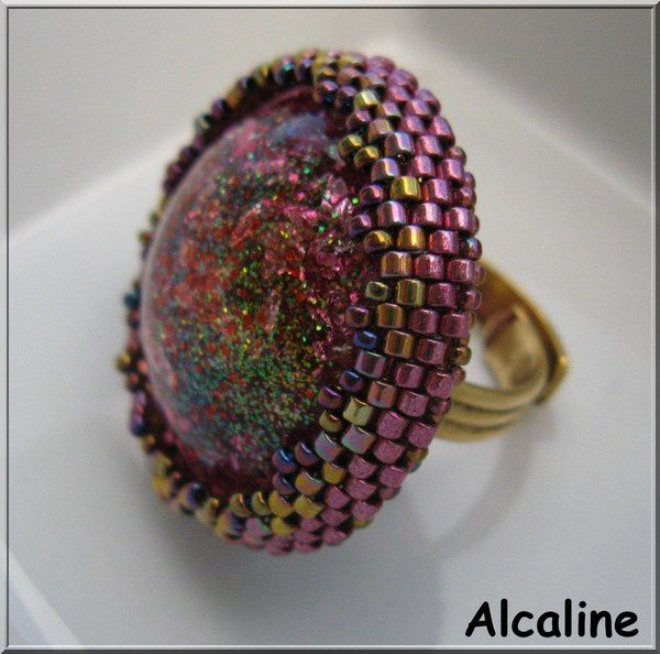 Bague by celine fushia2