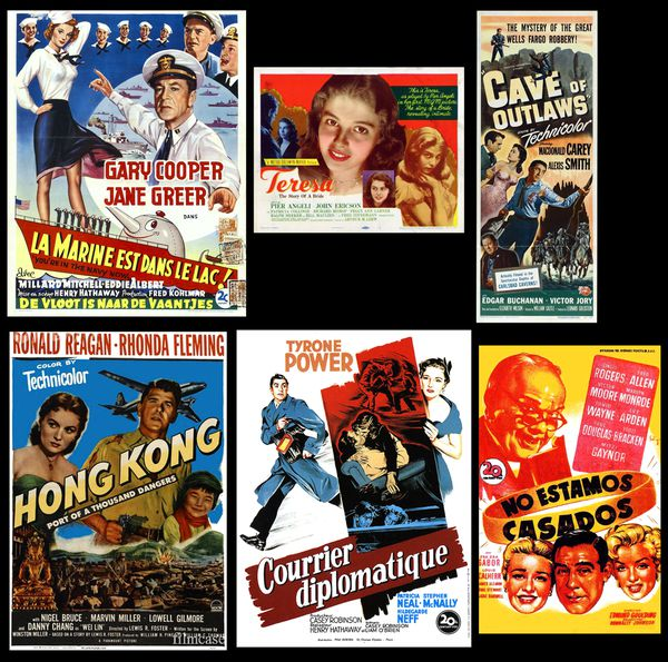 AFFICHES LM FIFTIES 1