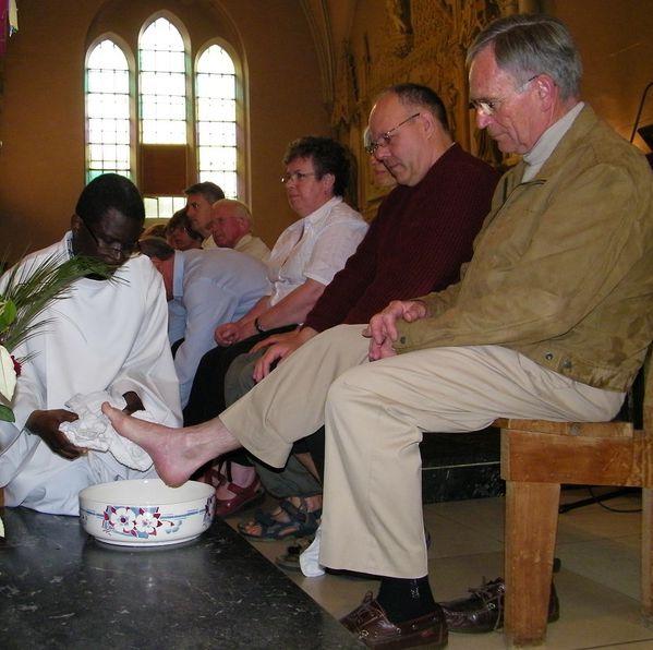 054 Messe de la Cène du Jeudi Saint, Equeurdreville, 21 av