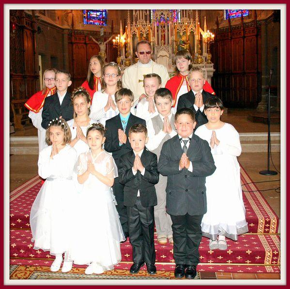 1ère communion mai 2013 (1)