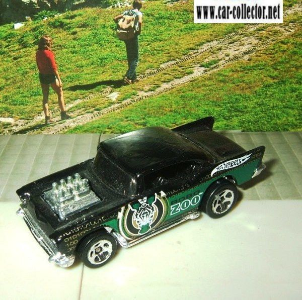 57 chevy moteur pack 5 robo zoo