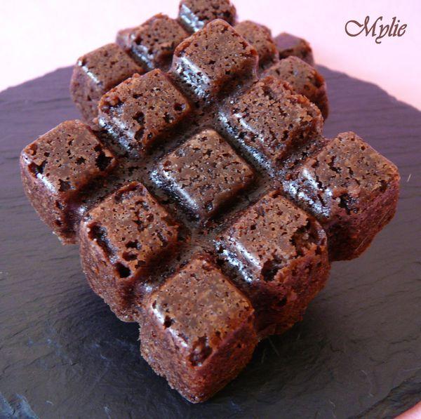 brownie au gingembre confit 1