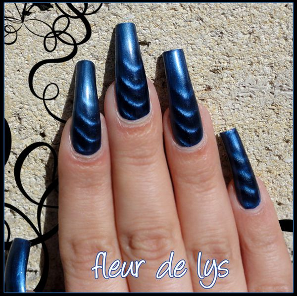 Color Club Electro Midnight ( Magnetic Force )
