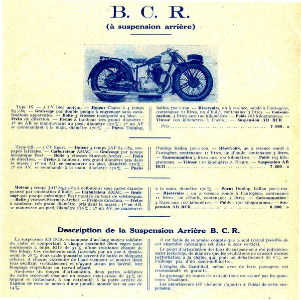 1929 BCR St Martin color697