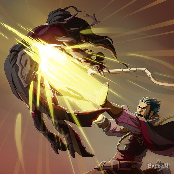 Action-Boule Magique