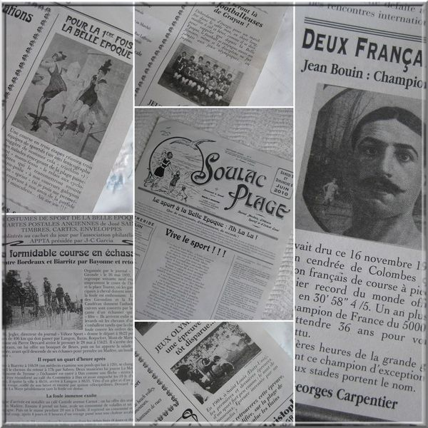 2010 SOULAC 1900 LA GAZETTE