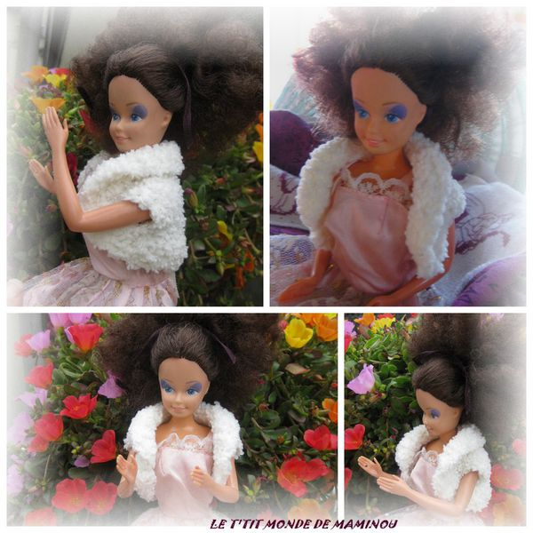 BOLERO BOBI BARBIE 2