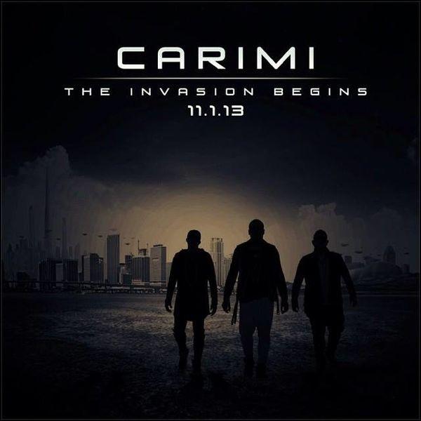 ALBUM CARIMI GRATUIT TÉLÉCHARGER INVASION