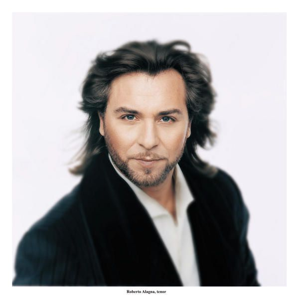 Roberto Alagna and Orchestra Of The Royal Opera House Covent Garden Duette and Arien