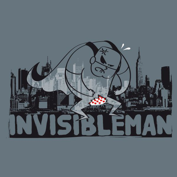 invisibleMan+