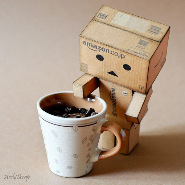 Danbo RED (1 sur 6)