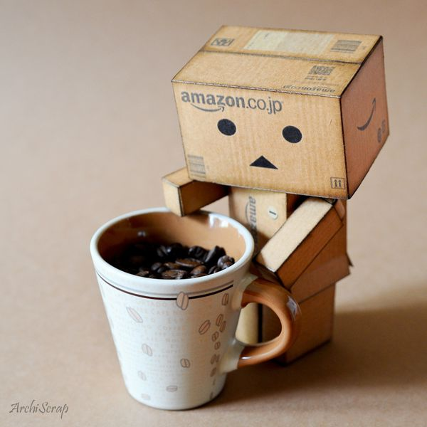 Danbo RED (2 sur 6)