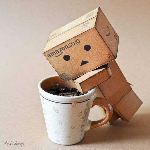 Danbo RED (3 sur 6)