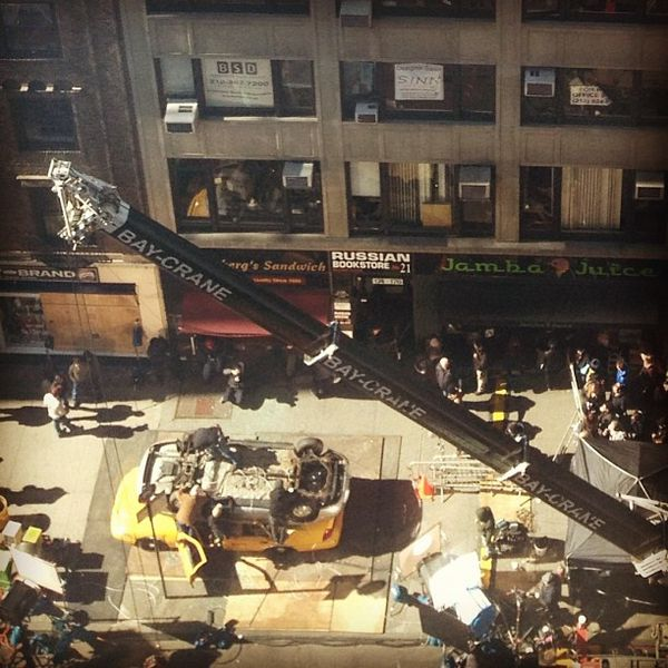 The Amazing Spider-Man 2 Stunt Cars 05