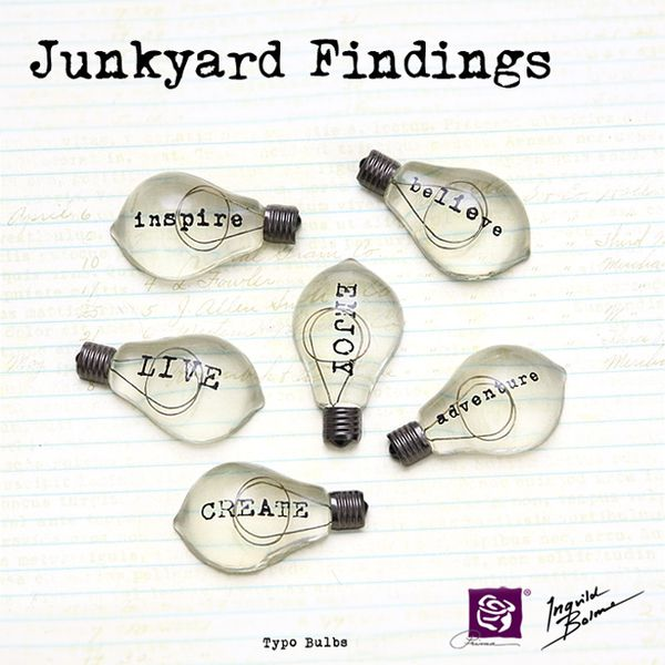 junkyard findings - typo bulbs - v2 - 664 pix - prima - in