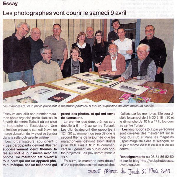 ouest france 31 mars