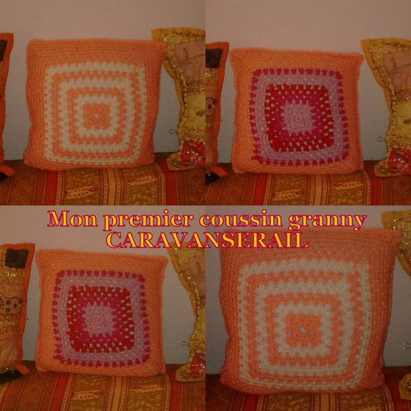 coussin granny