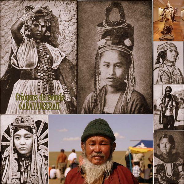 IMAGES MONGOLES