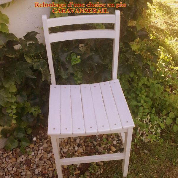 chaise blanche1