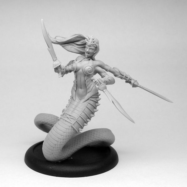 Mierce miniatures Gorgoratrix-1006