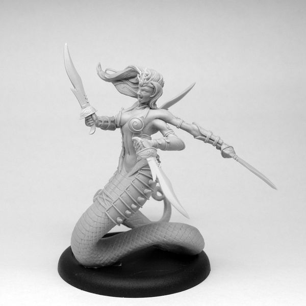 Mierce miniatures Gorgoratrix-1010