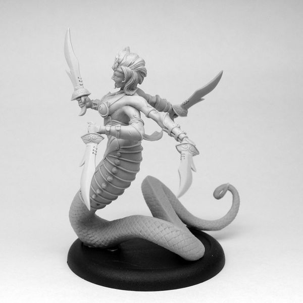 Mierce miniatures Gorgoratrix-1013