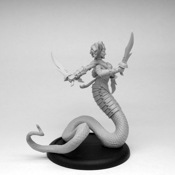 Mierce miniatures Gorgoratrix-1021
