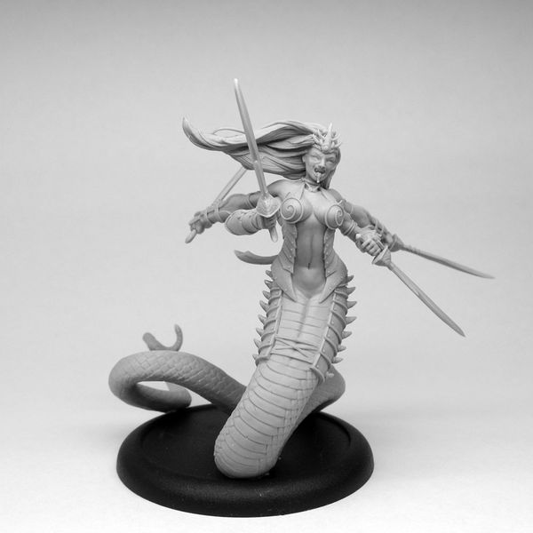 Mierce miniatures Gorgoratrix-1026