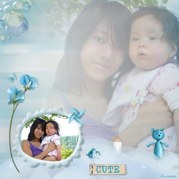 my baby love lilas a