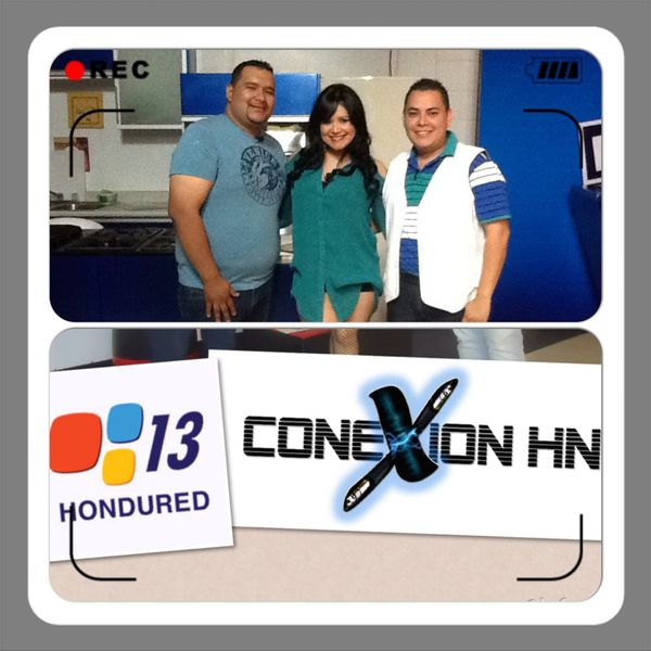 Conexion HN Hondured Canal 13 Jose Lopez Yessy Ru-copia-15