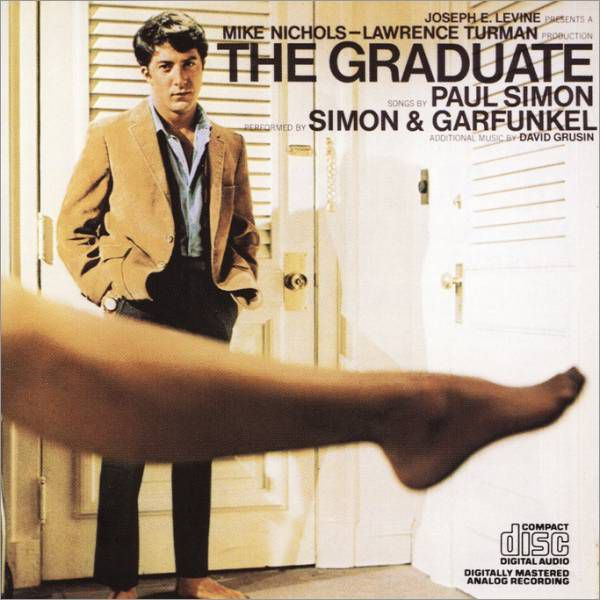 the graduate CD large