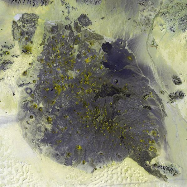 Pinacate volc. field - Nasa